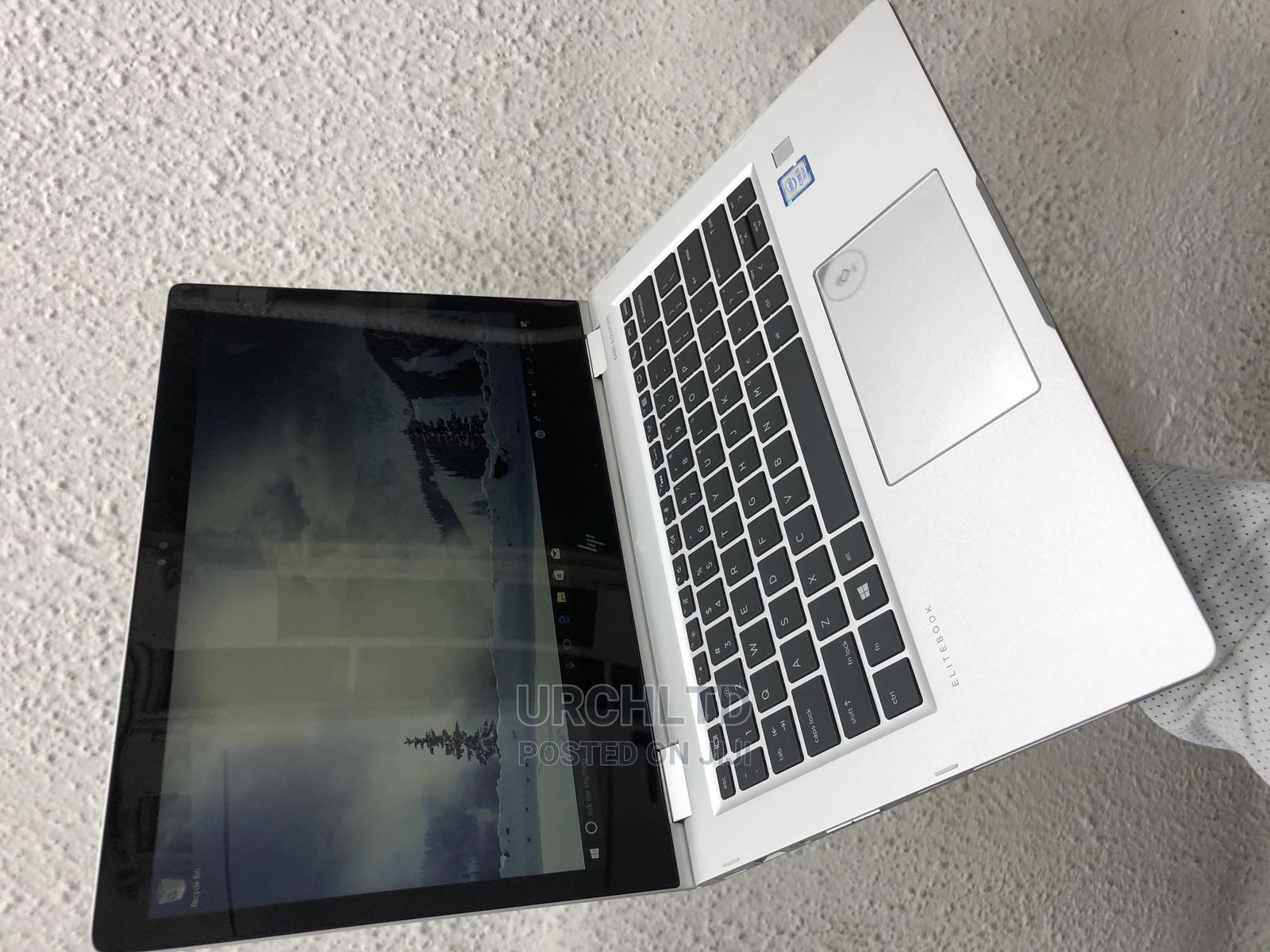 Laptop HP EliteBook X360 1030 G2 8GB Intel Core I5 SSD 256GB