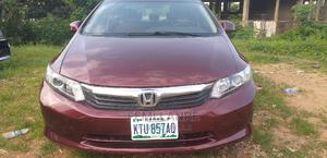 Honda Civic 2012 1.8 3 Door Automatic Red | Cars for sale in Abuja (FCT) State, Central Business Dis
