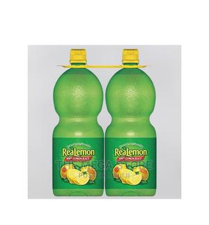 Realemon Realmon Real Lemon Juice by 2 | Meals & Drinks for sale in Lagos State, Surulere