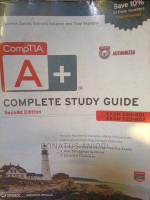 Comptia A+ Complete Study Guide | Books & Games for sale in Anambra State, Awka