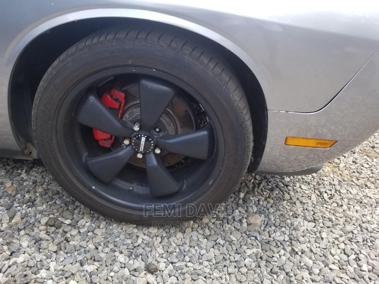 Dodge Challenger 2013 Gray | Cars for sale in Magodo, Lagos State, Nigeria