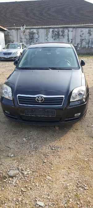 Toyota Avensis 2007 Black | Cars for sale in Lagos State, Ikeja