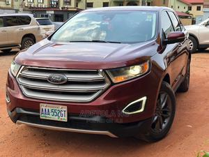 Ford Edge 2016 Brown | Cars for sale in Lagos State, Ikeja