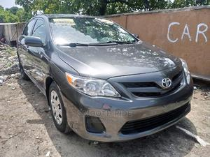 Toyota Corolla 2011 Gray | Cars for sale in Lagos State, Ajah