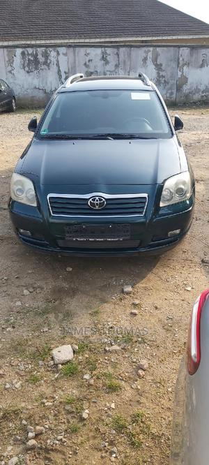 Toyota Avensis 2006 Green | Cars for sale in Lagos State, Ikeja