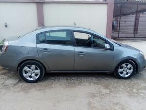 Nissan Sentra 2007 2.0 S Gray | Cars for sale in Lagos State, Gbagada
