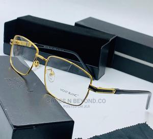 Mont Blanc Luxury Transparent Glasses   Clothing Accessories for sale in Lagos State, Lagos Island (Eko)