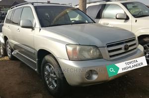Toyota Highlander 2005 Limited V6 Silver   Cars for sale in Abuja (FCT) State, Gwagwalada