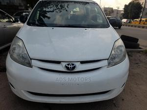 Toyota Sienna 2007 LE 4WD White | Cars for sale in Lagos State, Surulere