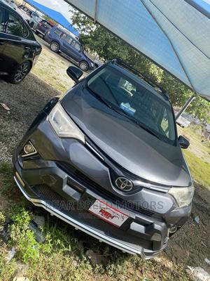 Toyota RAV4 2017 Gray   Cars for sale in Abuja (FCT) State, Kado