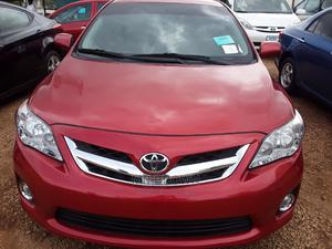 Toyota Corolla 2013 Red | Cars for sale in Abuja (FCT) State, Katampe