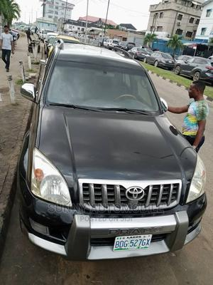 Toyota Land Cruiser Prado 2009 Black | Cars for sale in Lagos State, Ikeja