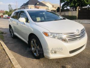 Toyota Venza 2010 V6 AWD White   Cars for sale in Lagos State, Ikeja