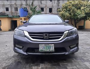 Honda Accord 2014 Gray | Cars for sale in Lagos State, Magodo