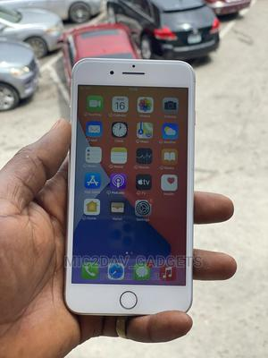 Apple iPhone 7 Plus 128 GB Silver   Mobile Phones for sale in Abuja (FCT) State, Wuse 2