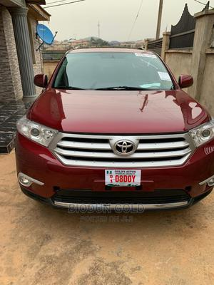 Toyota Highlander 2010 Limited Red | Cars for sale in Oyo State, Ibadan