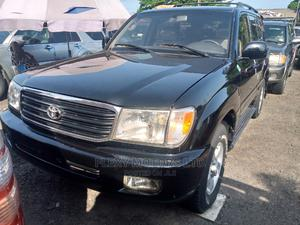 Toyota Land Cruiser 2003 3.0 D Automatic Black   Cars for sale in Lagos State, Apapa