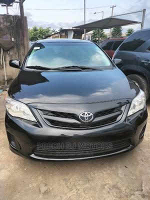 Toyota Corolla 2012 Black   Cars for sale in Lagos State, Ogba