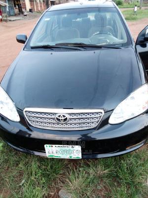 Toyota Corolla 2006 Black | Cars for sale in Lagos State, Ikorodu