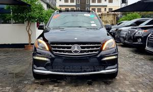 Mercedes-Benz M Class 2012 ML 63 AMG Black   Cars for sale in Lagos State, Lekki