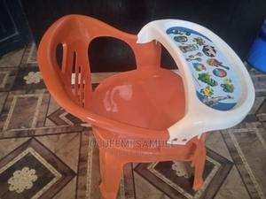 Kids Chair Combined With Table | Children's Furniture for sale in Lagos State, Oshodi