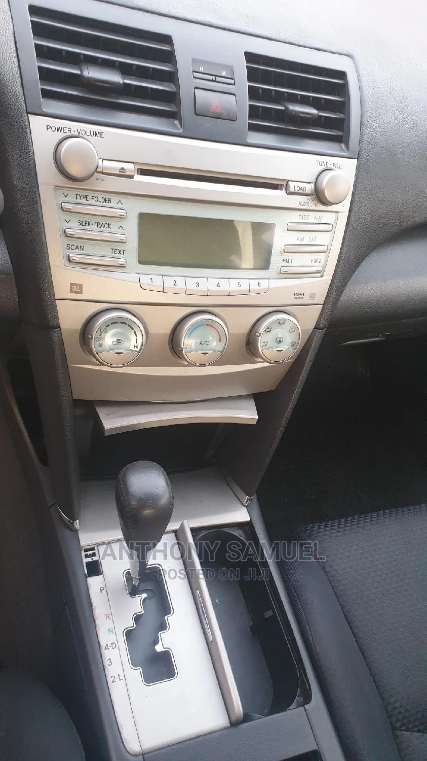 Toyota Camry 2009 Silver   Cars for sale in Alimosho, Lagos State, Nigeria