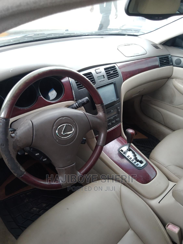 Archive: Lexus ES 2002 300 Black