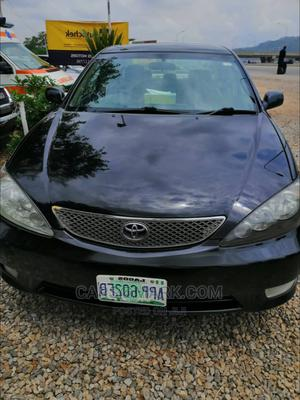 New Toyota Camry 2005 Black | Cars for sale in Abuja (FCT) State, Gwarinpa