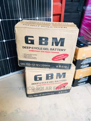 100AH GBM Korean Solar Battery Available | Solar Energy for sale in Lagos State, Surulere