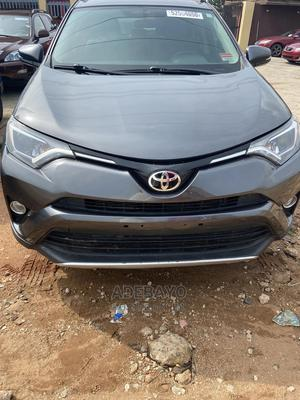 Toyota RAV4 2016 XLE AWD (2.5L 4cyl 6A) Gray | Cars for sale in Oyo State, Ibadan
