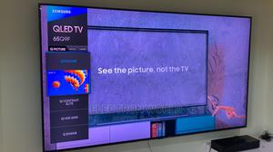 75 Inch Samsung QLED With ONE CONNECT BOX | TV & DVD Equipment for sale in Abuja (FCT) State, Wuse