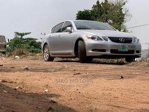 Lexus GS 2008 300 Silver | Cars for sale in Oyo State, Akinyele