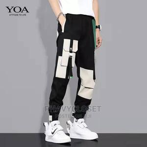 Quality Quality Cargo Pants | Clothing for sale in Lagos State, Lagos Island (Eko)