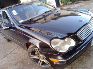 Mercedes-Benz C240 2005 Black | Cars for sale in Lagos State, Abule Egba