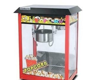 Red and Black Popcorn Machines | Restaurant & Catering Equipment for sale in Lagos State, Ojo