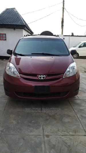 Toyota Sienna 2007 Red | Cars for sale in Lagos State, Isolo
