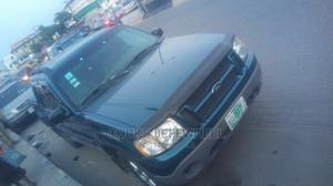 Ford Explorer 2002 Sport Track Automatic Green   Cars for sale in Lagos State, Isolo