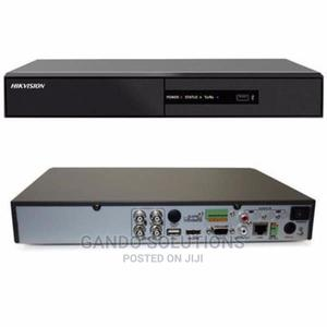 Hikvision DVR 4 Channel Turbo Analog HD 720P | Security & Surveillance for sale in Lagos State, Ikeja