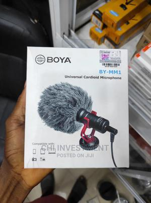 By-MM1 Universal Cardiod Microphone | Accessories & Supplies for Electronics for sale in Lagos State, Oshodi