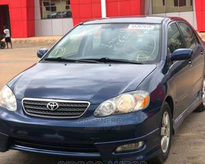 Toyota Corolla 2006 S Black | Cars for sale in Lagos State, Ojodu
