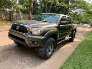 Toyota Tacoma 2014 Gold | Cars for sale in Edo State, Benin City