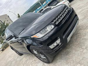 Land Rover Range Rover Sport 2015 Black | Cars for sale in Abuja (FCT) State, Central Business Dis