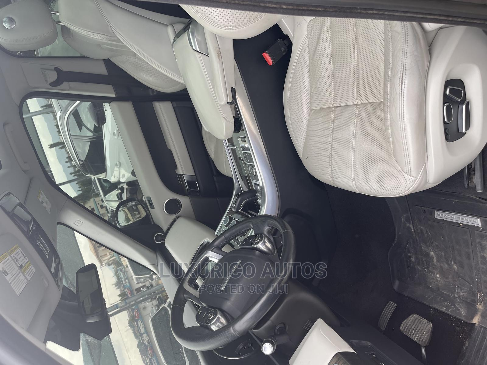 Land Rover Range Rover Sport 2015 Black | Cars for sale in Central Business Dis, Abuja (FCT) State, Nigeria