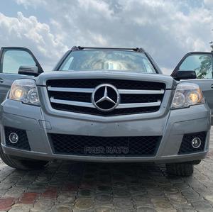 Mercedes-Benz GLK-Class 2011 350 Silver   Cars for sale in Abuja (FCT) State, Jabi