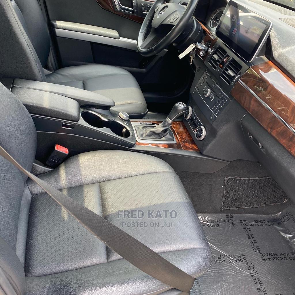 Archive: Mercedes-Benz GLK-Class 2011 350 Silver
