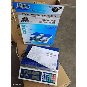 40kg Anyico Digital Weighing Scale | Store Equipment for sale in Lagos State, Ojo