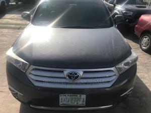 Toyota Highlander 2012 Limited Gray   Cars for sale in Lagos State, Ajah