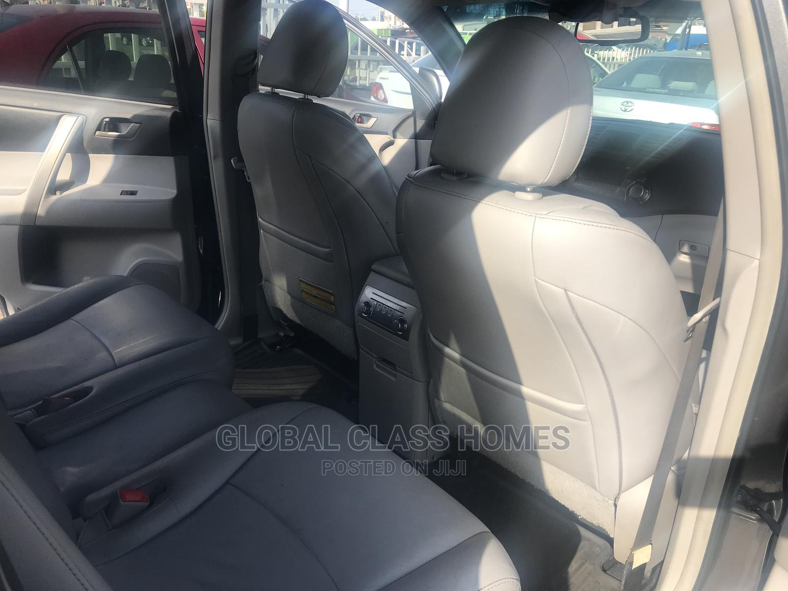 Toyota Highlander 2012 Limited Gray   Cars for sale in Ajah, Lagos State, Nigeria