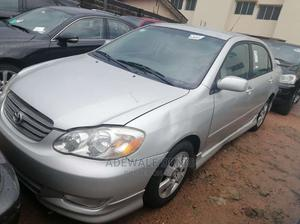Toyota Corolla 2004 S Silver | Cars for sale in Lagos State, Ikeja