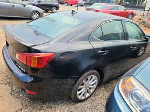 Lexus IS 2010 250 AWD Automatic Black | Cars for sale in Lagos State, Ojodu
